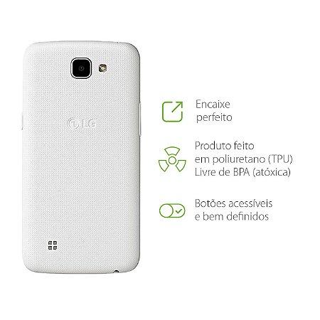 Capa Transparente para LG K4