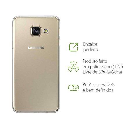 Capa Transparente para Samsung Galaxy A3 2016