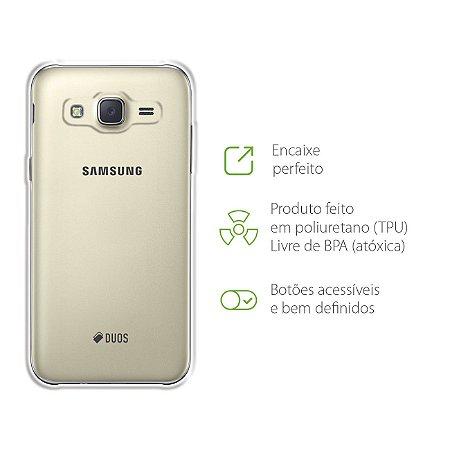 Capa Transparente para Galaxy J5