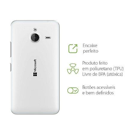Capa Transparente para Microsoft Lumia 640 XL