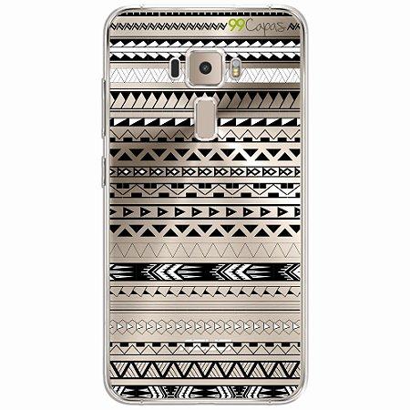 Capa para Asus Zenfone 3 - 5.5 Polegadas - Maori Branca