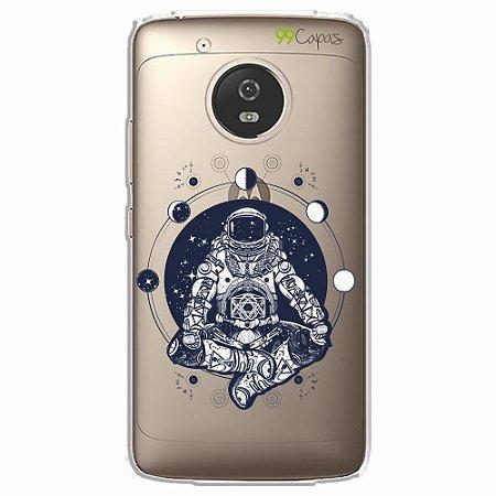 Capa para Moto G5 - Astronauta