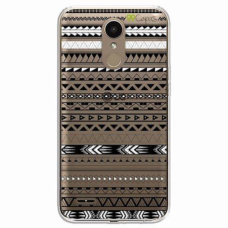 Capa para LG K10 2017 - Maori Branca
