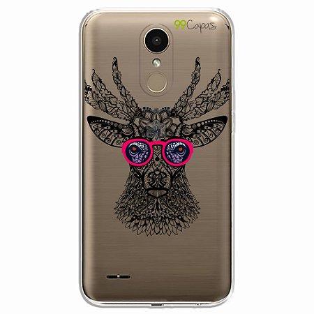 Capa para LG K10 2017 - Alce Hipster