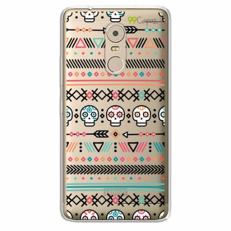 Capa para Lenovo K6 Plus - Tribal