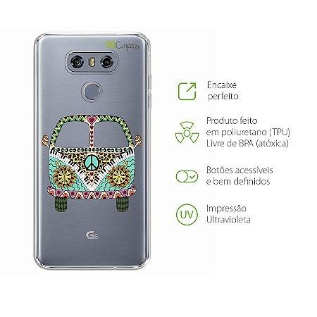 Capa para LG G6 - Kombi