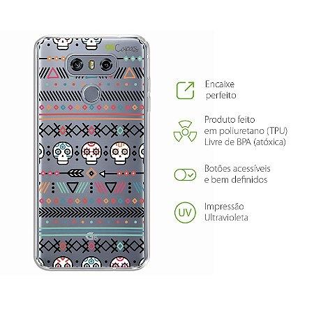 Capa para LG G6 - Tribal