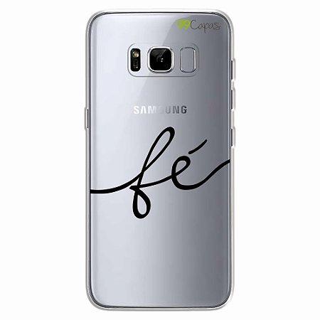 Capa para Galaxy S8 - Fé