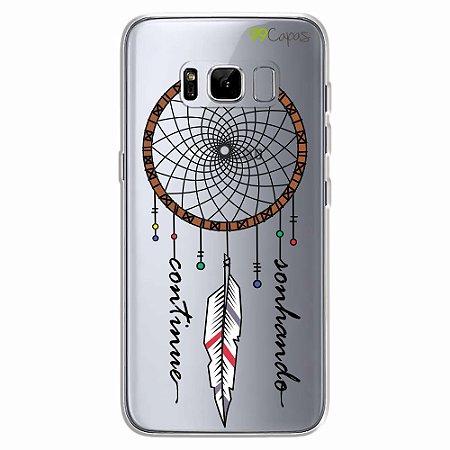 Capa para Galaxy S8 - Filtro dos Sonhos