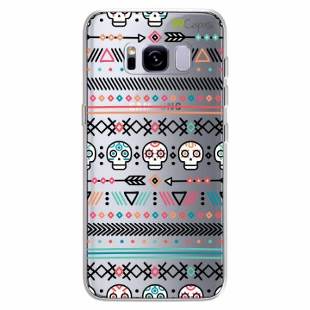 Capa para Galaxy S8 Plus - Tribal