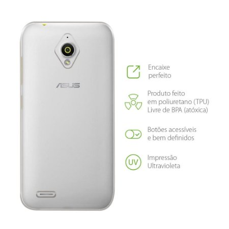 Capa Transparente para Asus Zenfone Live