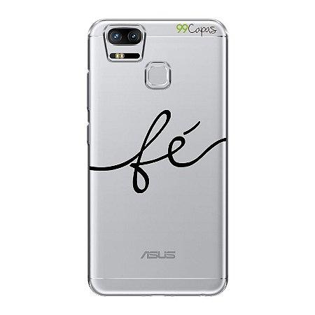 Capa para Asus Zenfone 3 Zoom - Fé