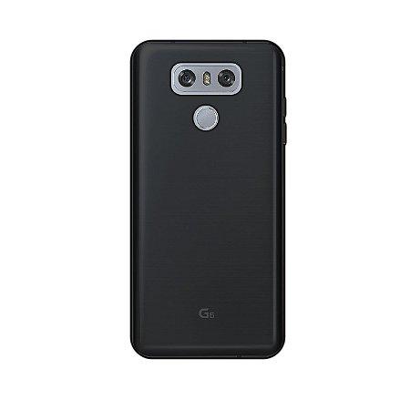 Capa Fumê para LG G6 {Semi-transparente}