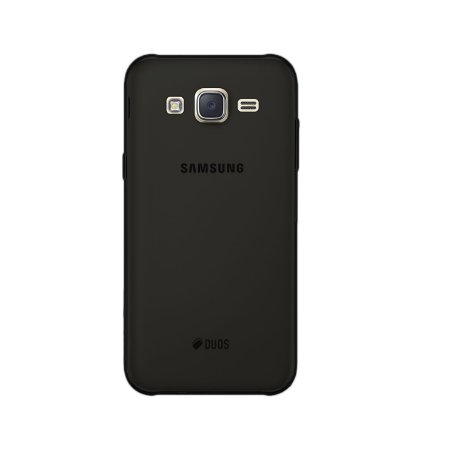 Capa Fumê para Samsung Galaxy J7 {Semi-transparente}