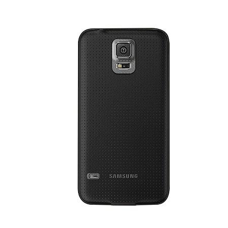 Capa Fumê para Samsung Galaxy S5 {Semi-transparente}