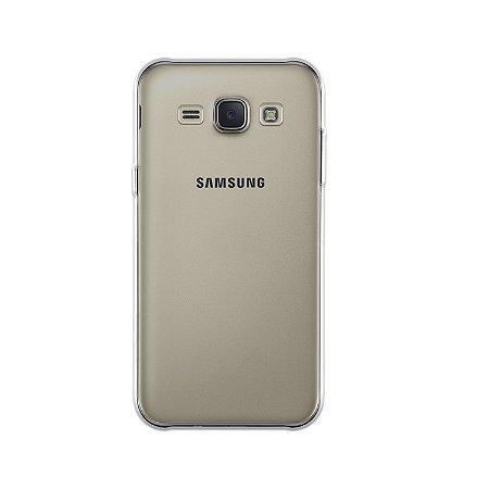 Capa Transparente para Samsung Galaxy J1 Ace