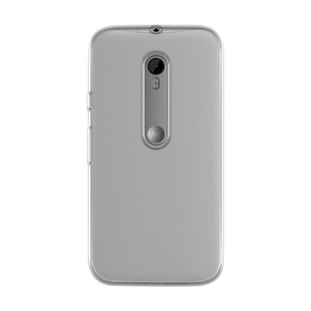 Capa Transparente para Motorola G3