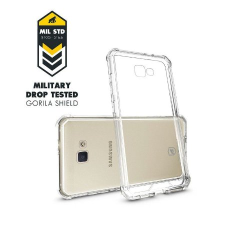 Capa Ultra Clear para Samsung Galaxy J3 Prime - GORILA SHIELD