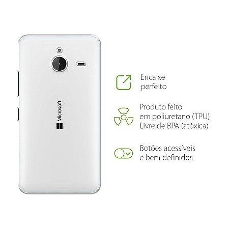 Capa Transparente para Microsoft Lumia 535