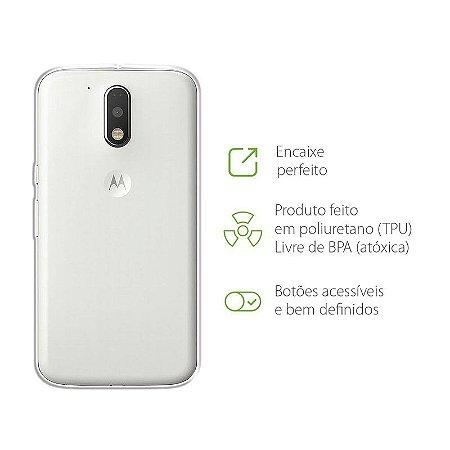 Capa Transparente para Motorola Moto X Play