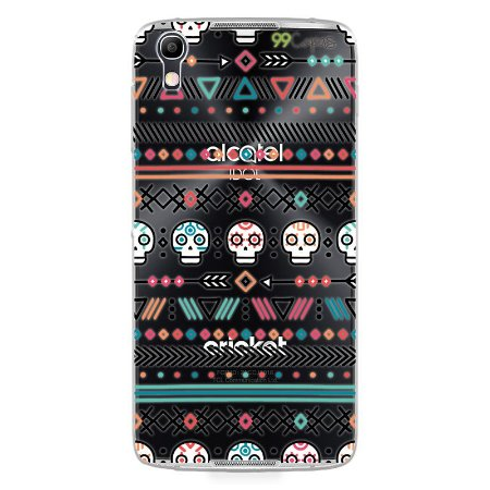 Capa para Alcatel Idol 4 - Tribal