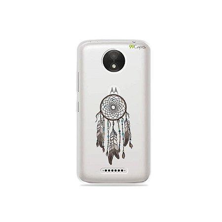 Capa Moto C Plus - Filtro dos Sonhos