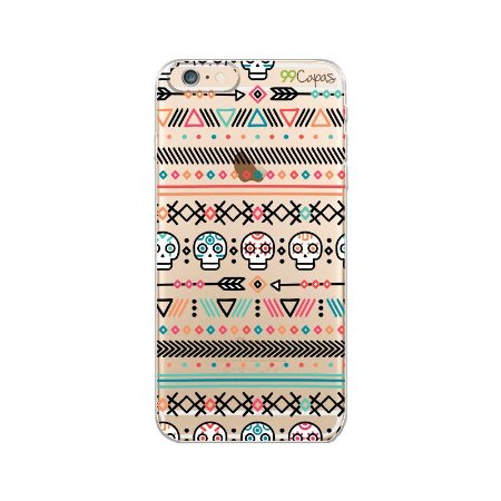 Capa para iPhone 6 e 6s - Tribal