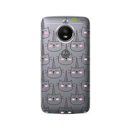 Capa Moto E4 Plus - Catcorn