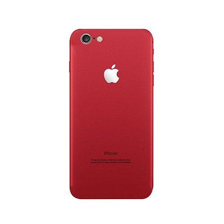 Skin Adesivo Red Edition para iPhone 7 - 99capas