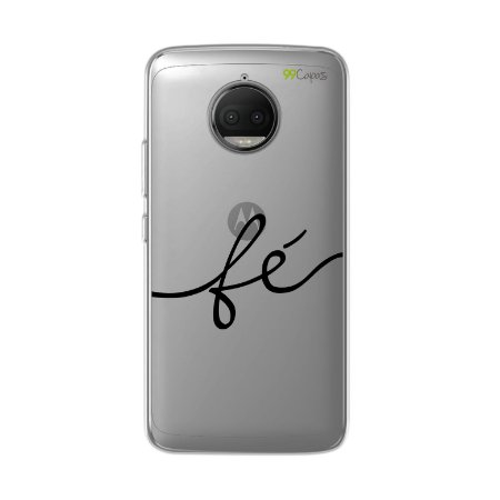 Capa para Moto G5S Plus - Fé