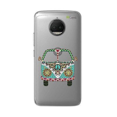 Capa para Moto G5S Plus - Kombi
