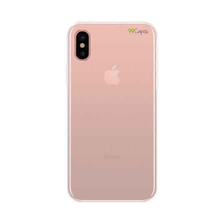 Capa Transparente Anti-Shock para iPhone X/XS