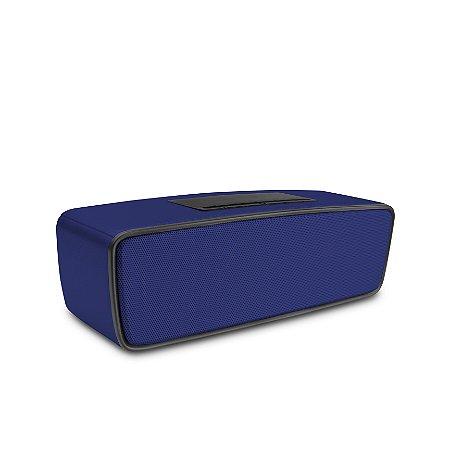 Caixa de Som Bluetooth Speakers Azul - 99Capas