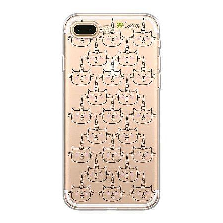 Capa para iPhone 8 - Catcorn