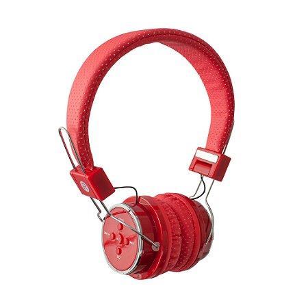 Headphone Bluetooth Morango - 99CAPAS