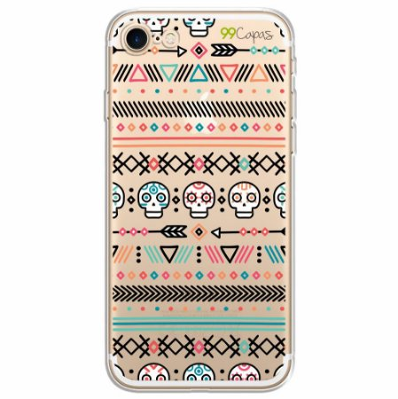 Capa para iPhone 8 Plus - Tribal