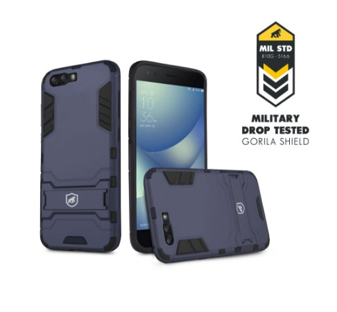 Capa Armor para Zenfone 4 Max - Gorila Shield