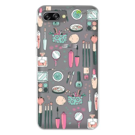 Capa para Zenfone 4 Max 5.5  Polegadas - ZC554KL - Make Up