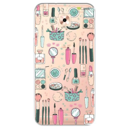 Capa para Zenfone 4 Selfie ZD553KL - Make Up