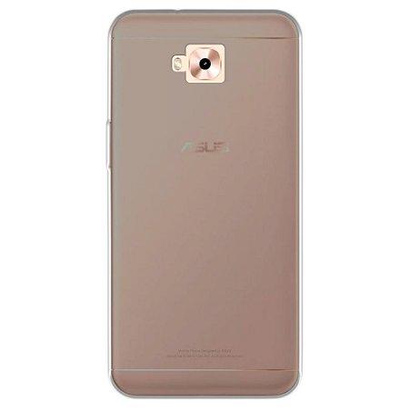 Capa para Zenfone 4 Selfie ZD553KL - Fumê {Semi-transparente}