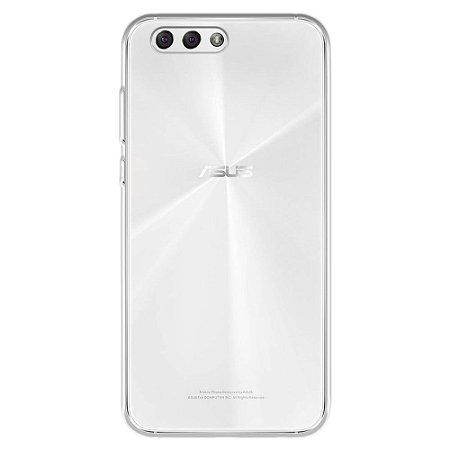 Capa para Zenfone 4 ZE554KL - 5.5 Polegadas - Transparente