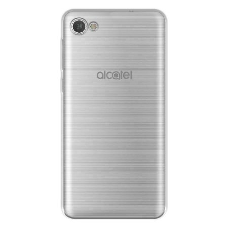 Capa para Alcatel A5 Led - Transparente