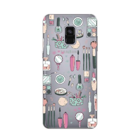 Capa para Galaxy A8 Plus 2018 - Make Up