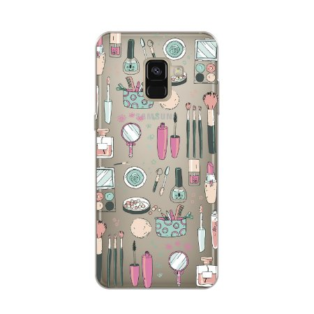 Capa para Samsung Galaxy A8 2018 - Make up