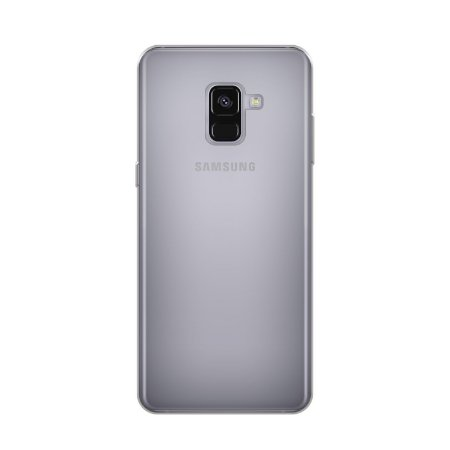 Capa Transparente Anti-Shock para Samsung Galaxy A8 Plus
