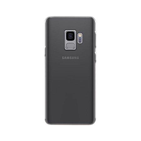Capa Fumê para Samsung Galaxy S9 {Semi-transparente}