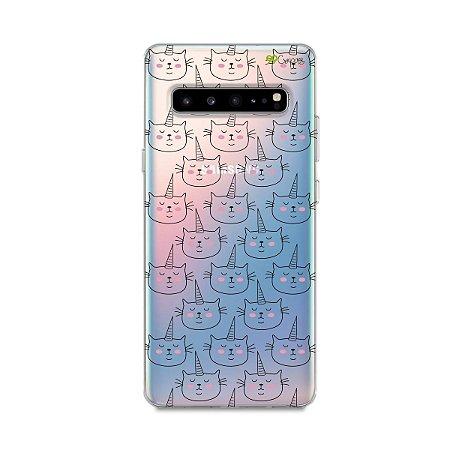 Capa para Galaxy S10 - Catcorn