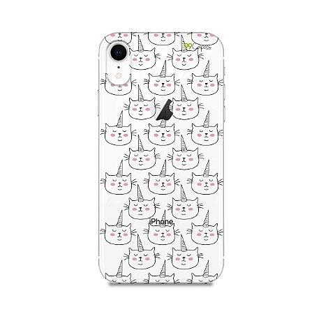 Capa para iPhone XR - Catcorn