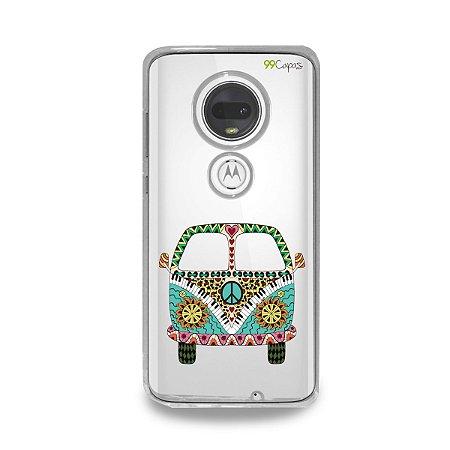 Capa para Moto G7 Plus - Kombi