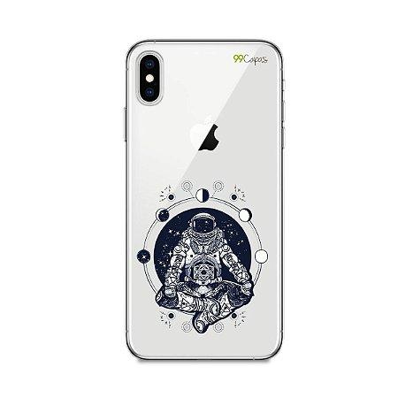 Capa para iPhone XS Max - Astronauta